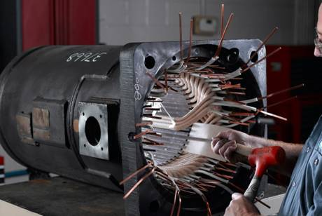 Motor Repairs & Motor Rewinds