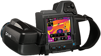 Flir T4 Thermographic Camera
