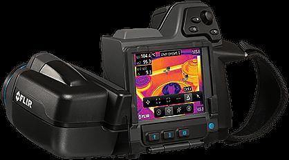 Flir T4 Thermographic Camera